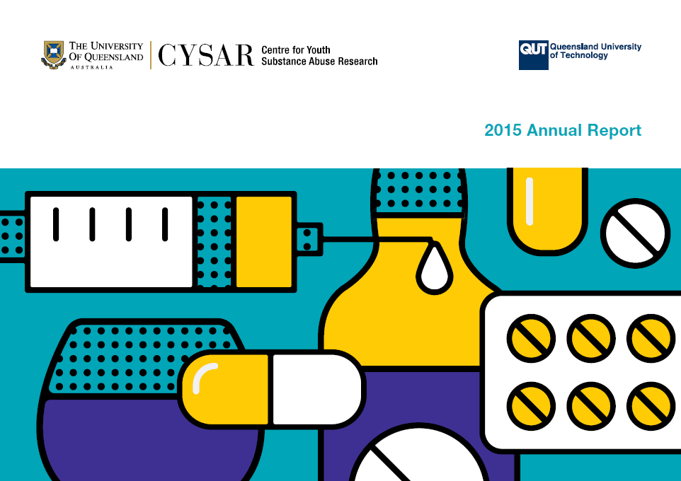 Cysar 2015 annual report