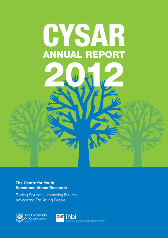 CYSAR 2012 annual report