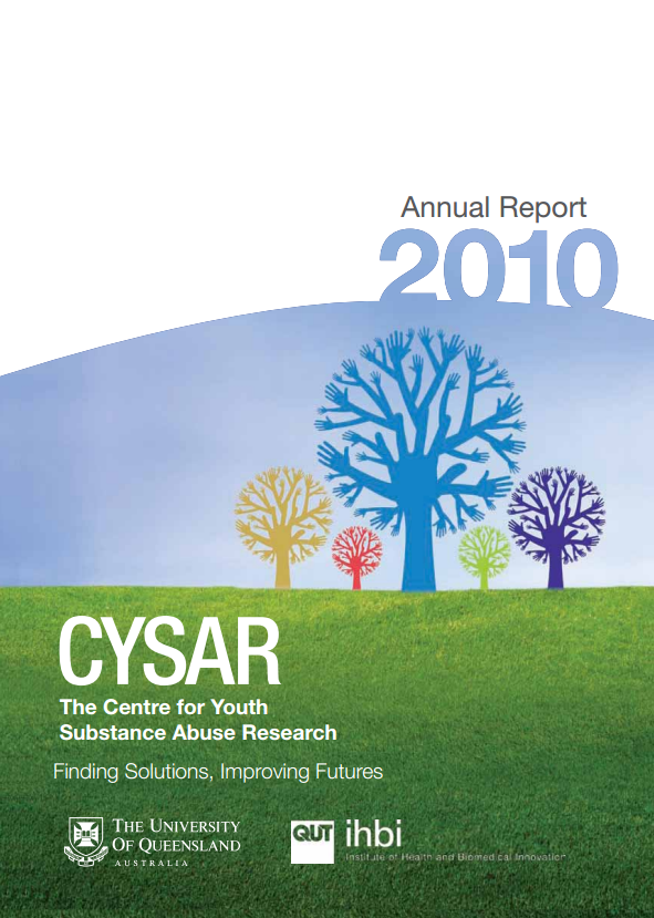 CYSAR 2010 annual report