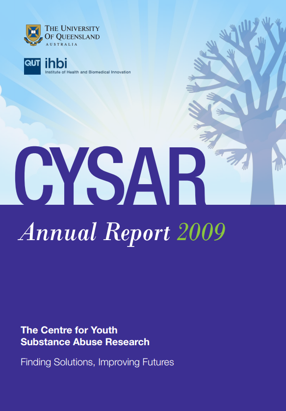 CYSAR 2009 annual report