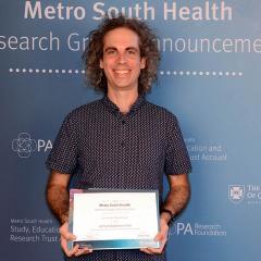 Associate Professor Matthew Gullo