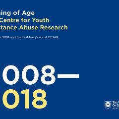 2018 CYSAR Annual Report